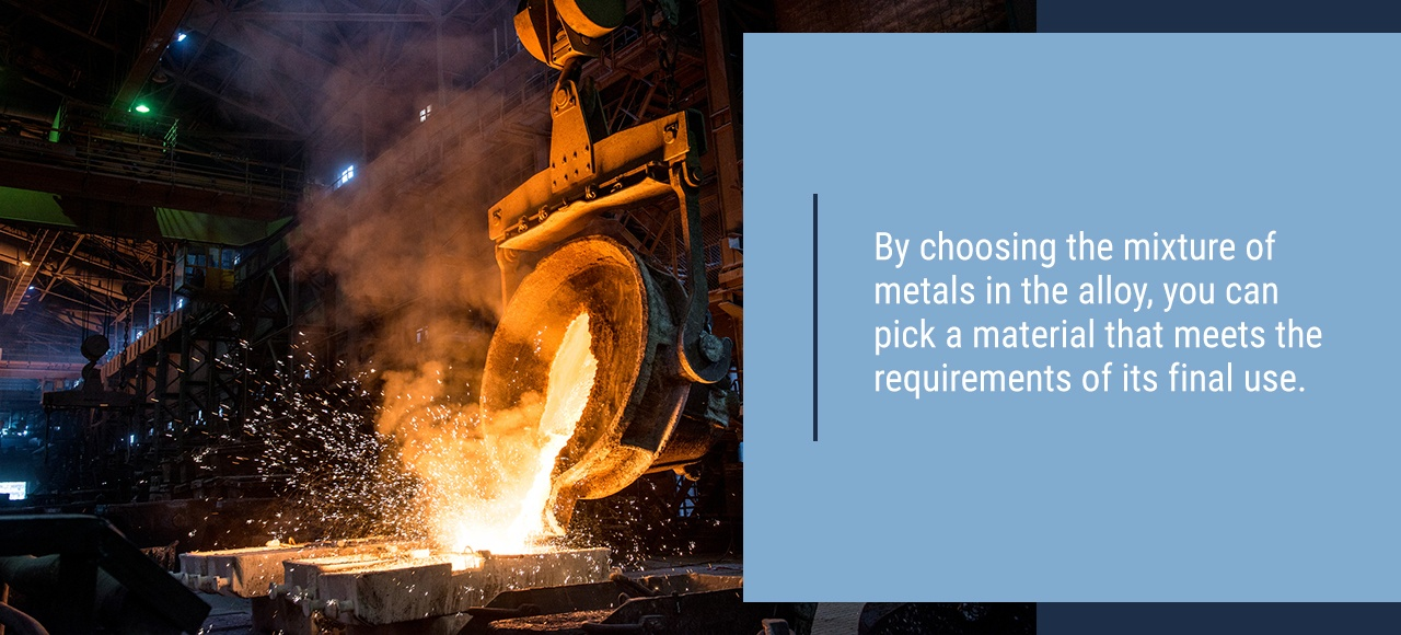 Advantages of Alloys in Castings — Why Are Alloys More Useful Than Pure Metals?