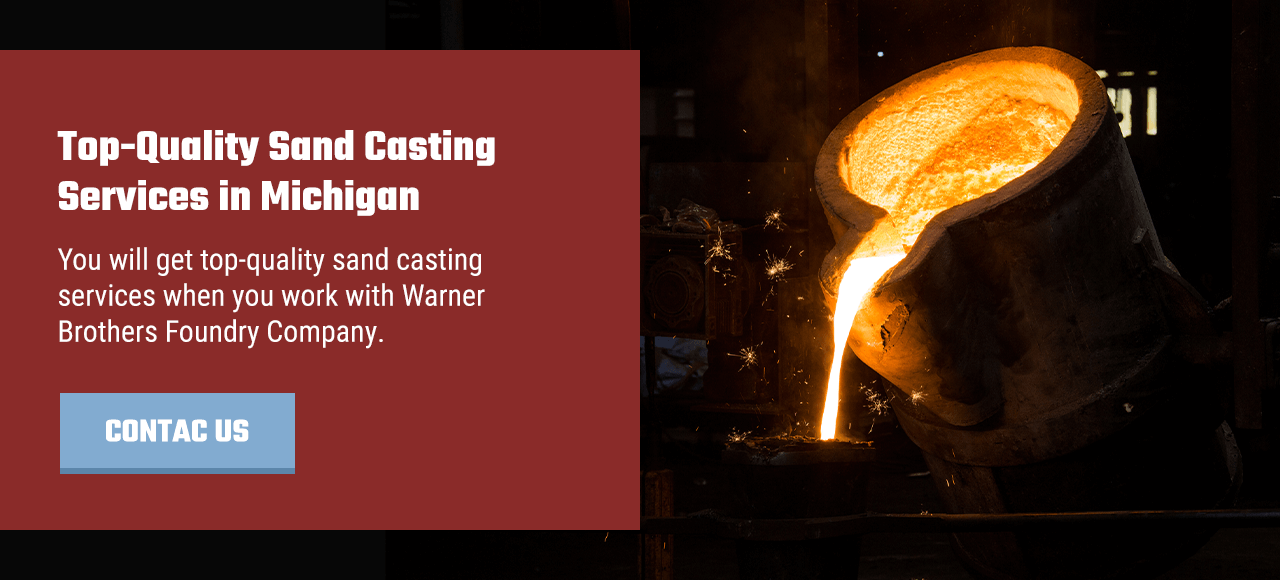 Top-Quality Sand Casting Services in Michigan